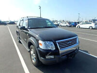 FRESH IMPORT LATE 2006 LHD FORD EXPLORER 4.0 V8 AUTOMATIC 7 SEATER BLACK