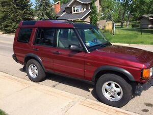 2000 Land Rover Discovery 2, Drives like new