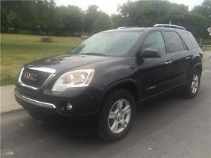 GMC ACADIA 2007 AUTOMATIQUE FULL AC MAGS 7 PASSAGERS