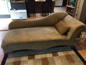 sofa  ---chaise lounge North Shore Greater Vancouver Area image 1