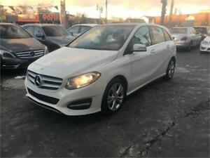 2015 Mercedes-Benz B-Class B 250 Sports Tourer nav cam awd 1owne
