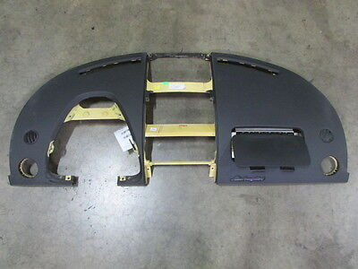 Lamborghini Gallardo, Dashboard Assembly, Black w/ Yellow Stitch, Used, 40185704