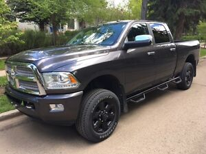 2014 Dodge Power Ram 2500 Limited Pickup Truck