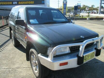 1997 Holden Frontera M7 Green 5 Speed Manual Hardtop Tweed Heads South Tweed Heads Area Preview