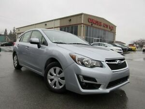 2016 Subaru Impreza AWD, HTD. SEATS, BT, CAMERA, 10 K!