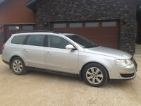2007 Volkswagen Passat 2.0 T Wagon - Fresh Safety - $7,700
