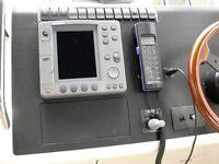 VHF boat RADIO