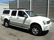 2007 Holden Rodeo RA MY07 LT White 5 Speed Manual Crew Cab Pickup Edwardstown Marion Area Preview