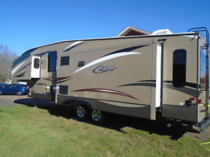 2014 Keystone Cougar High Country 333MKS