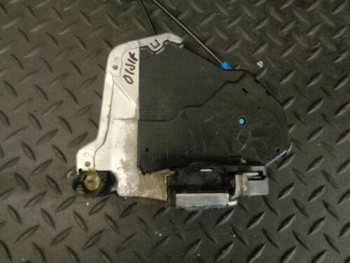 2008 LEXUS IS 220d 4DR SALOON DRIVERS SIDE FRONT DOOR LOCK CATCH