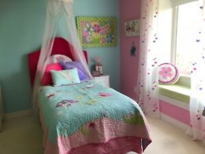 Bedroom Suite for Girl