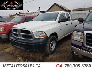2009 Dodge Ram 1500 ST 4x4 Quad Cab 140 in. WB