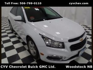 2016 Chevrolet Cruze Limited 2LT Auto - 0.9% - Heated Leather Se