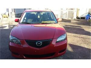 2006 MAZDA3 AUTO EXCELLENT CONDITION SAFTY ETESTED