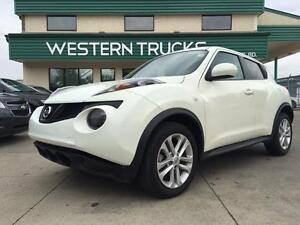 2011 Nissan Juke SL LOW KMS ~ $0 Down YOU'RE APPROVED $107 B/W