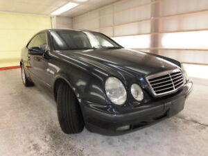 1998 Mercedes CLK320 - Outstanding Condition - NAV - BLUETOOTH