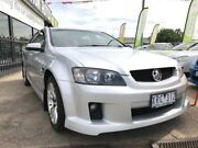 2010 Holden Commodore VE MY10 SV6 Sportwagon Silver 6 Speed Sports Automatic Wagon Maidstone Maribyrnong Area Preview