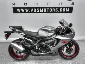 2018 Suzuki GSX-R600L8 - V3036NP - No Payments for 1 Year**