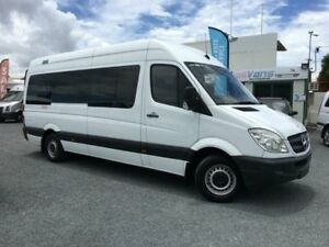 2007 Mercedes-Benz Sprinter 906 315 CDI LWB White 5 Speed Automatic Van Currumbin Waters Gold Coast South Preview