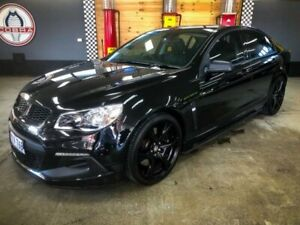 2016 Holden Special Vehicles ClubSport Gen-F2 R8 SV Black LS3 Black 6 Speed Auto Active Select Sedan Fyshwick South Canberra Preview