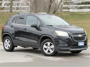 2015 Chevrolet Trax LT AWD Low Kms|Bluetooth|Onstar 4G LTE WiFi