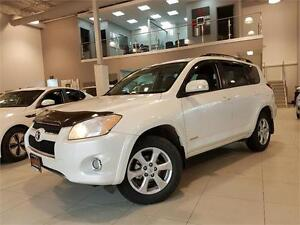 2010 Toyota RAV4 LIMITED **P/ROOF-NEW TIRES-BRAKES**