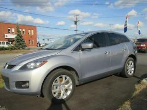 2007 Mazda CX-7 AWD // LEATHER // LOADED