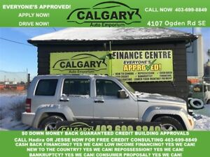 2011 Jeep Liberty Sport 4X4 *$99 DOWN EVERYONE APPROVED*