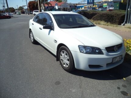 2008 Holden Commodore VE Omega White 4 Speed Automatic Sedan Somerton Park Holdfast Bay Preview