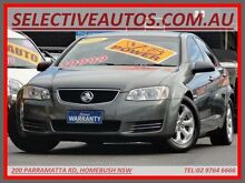 2012 Holden Commodore VE II MY12.5 Omega Grey 6 Speed Automatic Sedan Homebush Strathfield Area Preview