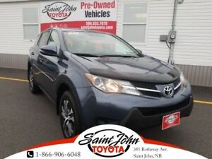 2013 Toyota RAV4 LE $151.03 BIWEEKLY!!!