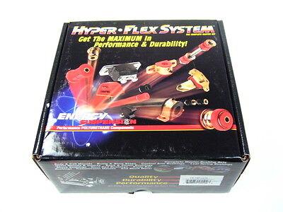 Energy Suspension Polyurethane Master Bushing Kit Red 02 06 Acura RSX ALL NEW