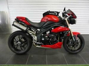 2011 Triumph SPEED TRIPLE 1050 ABS ROAD 1050cc Mount Pleasant Mackay City Preview