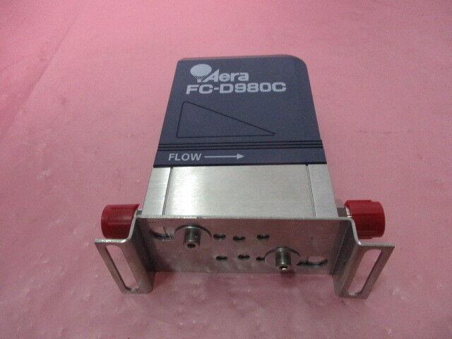 Aera FC-D980C Mass Flow Controller MFC, O2, 4 SLM, 421389