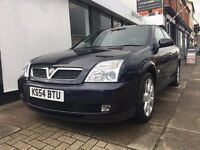 Vauxhall Vectra 3.0 CDTi V6 24v Elite 5dr BLACK HEATED LEATHER