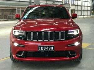 2015 Jeep Grand Cherokee WK MY15 SRT Redline 8 Speed Sports Automatic Wagon