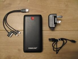 POWERADD Pilot X7 20,000mAh Portable Universal External Travel Trip Power Bank