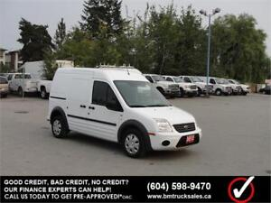 2012 FORD TRANSIT CONNECT XLT 89KM **CARGO**