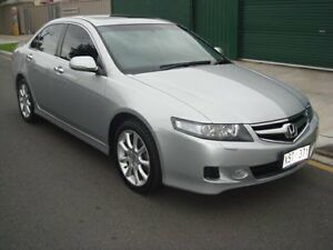 2008 Honda Accord Euro CU Luxury Navi Silver 5 Speed Automatic Sedan Hampstead Gardens Port Adelaide Area Preview