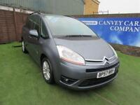 2008 Citroen Grand C4 Picasso 1.6 HDi 16v VTR+ 5dr 7 SEATER DIESEL WITH AIR