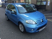 2006 Citroen C3 1.6 AUTOMATIC Exclusive 5 Door Only 60,000 Miles Fully Loaded