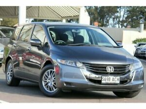 2009 Honda Odyssey 4th Gen MY09 Polished Metal 5 Speed Sports Automatic Wagon Christies Beach Morphett Vale Area Preview