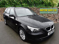 BMW 5 SERIES 520d SE Step Automatic (black) 2007