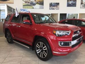 2016 Toyota 4Runner Limited 7 Pass., 4x4, Leather, Sunroof, Navi