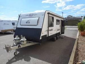 2014 Quantum Indulgence 20' Caravan Hampstead Gardens Port Adelaide Area Preview