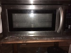 kitchen Aid Microwave