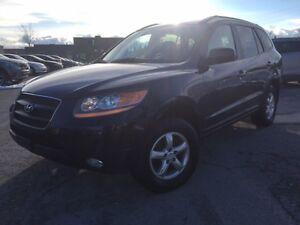 2008 Hyundai Santa Fe WITH LEATRES COMES SAFETY AND E-TESTED