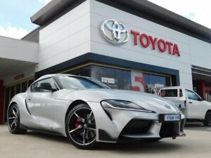 2019 Toyota Supra GR DB42R GTS Silver 8 Speed Automatic Coupe Greenway Tuggeranong Preview