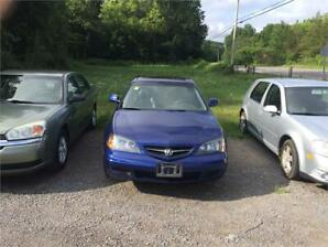 03 ACURA CL S CERT TAXS WARRANTY ALL INCL IN THIS  PRICE 5311.00