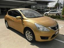 2013 Nissan Pulsar C12 ST Gold 6 Speed Manual Hatchback Yamanto Ipswich City Preview